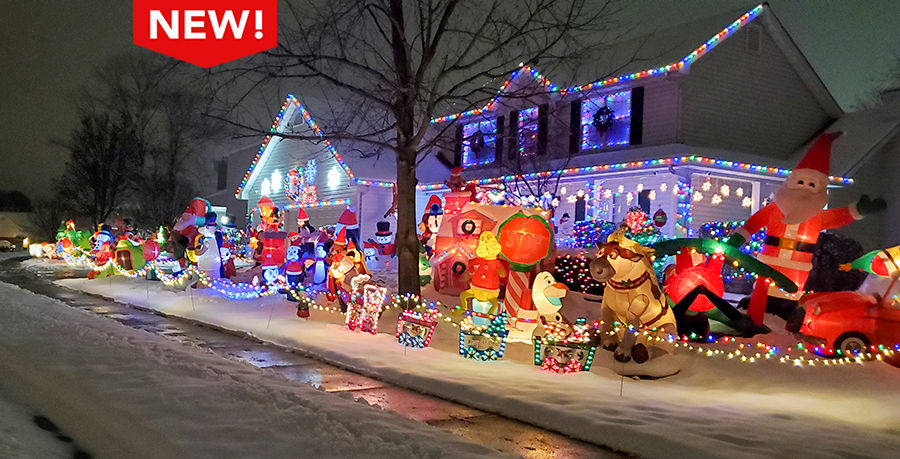 Christmas Lights St. Louis | United States | Holiday Light ...