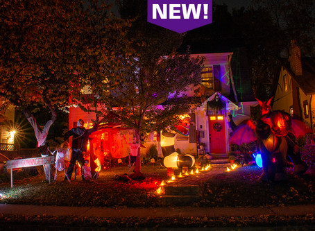 HALLOWEEN: 416 S. Gore Ave. Webster Groves, MO 63119