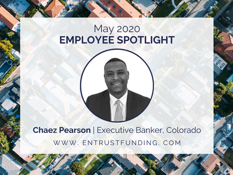 ETF Employee Spotlight: Colorado Executive Banker, Chaez Pearson!
