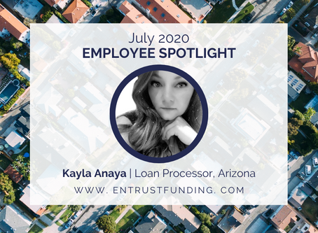 ETF Employee Spotlight: Executive Account Manager, Kayla Anaya