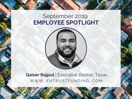 ETF Employee Spotlight: Texas Executive Account Manager Qaiser Rajput