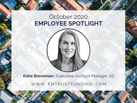 ETF Employee Spotlight: Executive Account Manager, Katie Breneman
