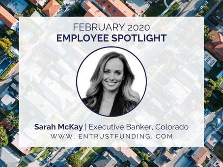 ETF Employee Spotlight: Colorado Executive Banker, Sarah McKay!