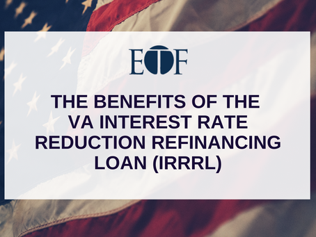 Veterans & Military Personnel Can Streamline Their Refi