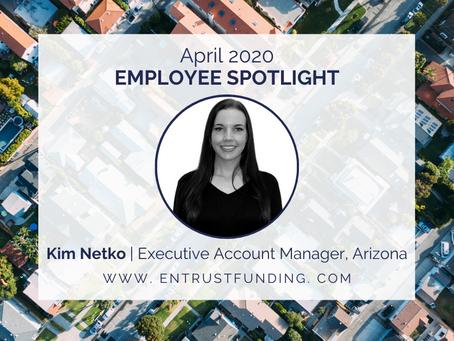 ETF Employee Spotlight: Arizona Executive Account Manager, Kim Netko!