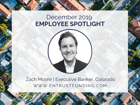 ETF Employee Spotlight: Colorado Executive Banker Zach Moore