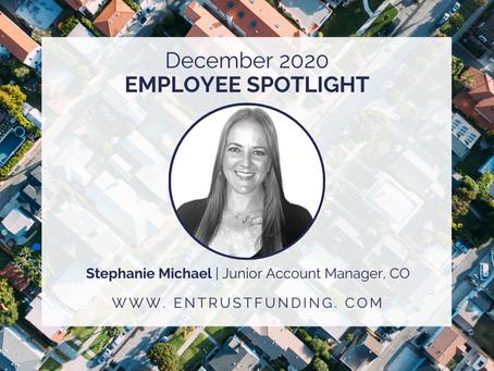 ETF Employee Spotlight: Junior Account Manager, Stephanie Michael