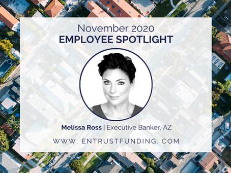 ETF Employee Spotlight: Executive Banker, Melissa Ross