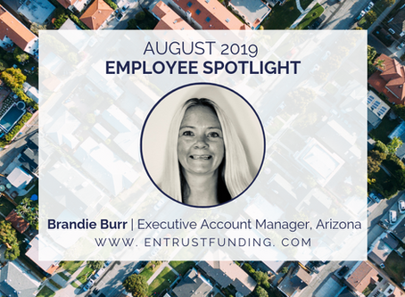 ETF Employee Spotlight: Arizona Executive Account Manager Brandie Burr
