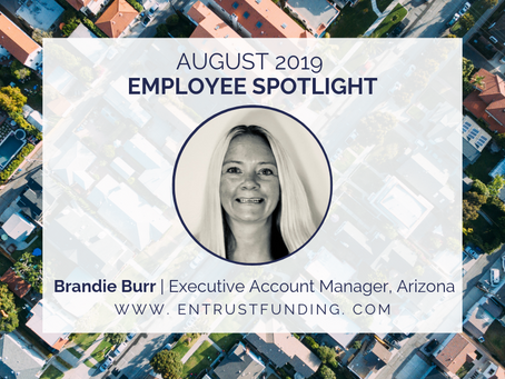 ETF Employee Spotlight: Arizona Executive Account Manager Brandie Burr