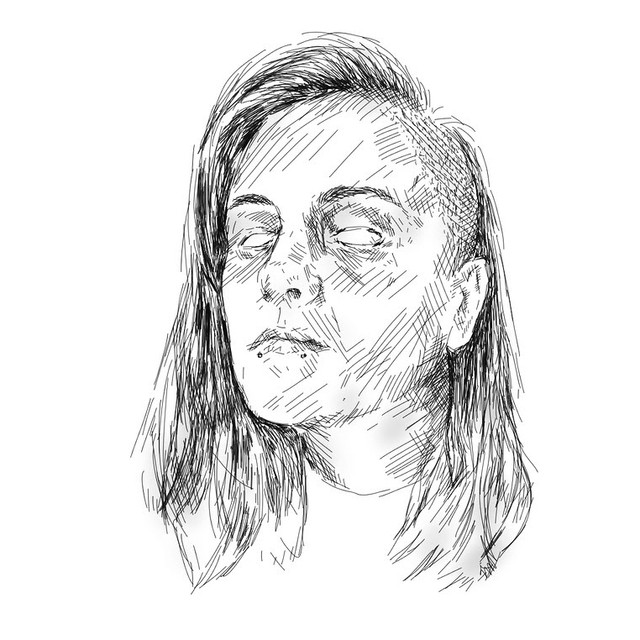 Old Self Portrait