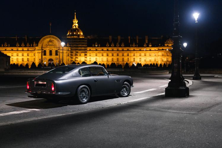 Paris Motors Legend