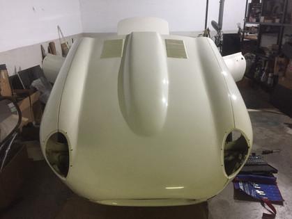 Jaguar Type E 3.8L de 1962