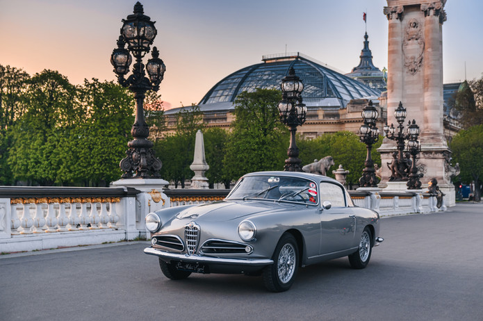 1956 Alfa Romeo 1900 C Super Sprint