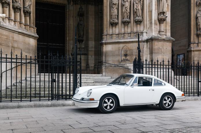 1972 Porsche 911 2.4E
