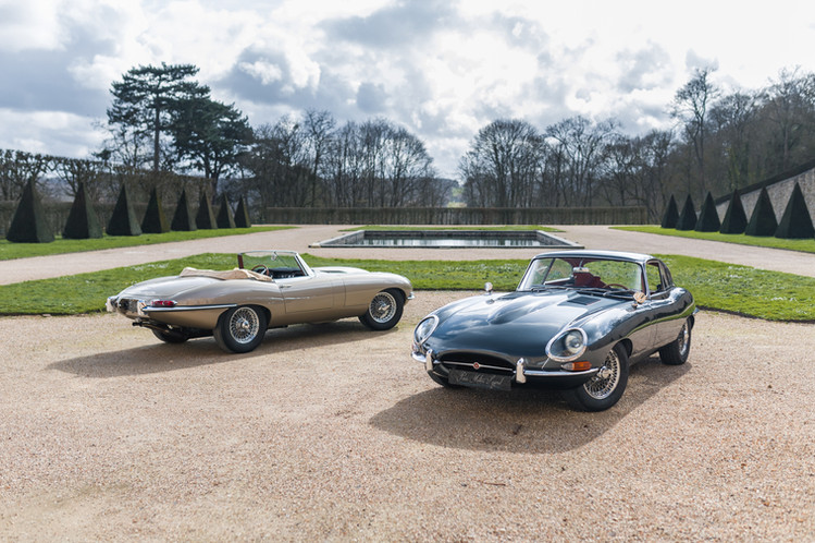 Jaguar Type E 3.8L