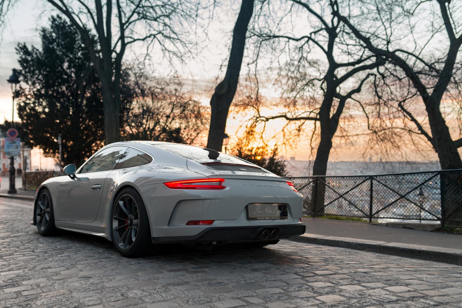 2018 Porsche 991 II GT3 Touring