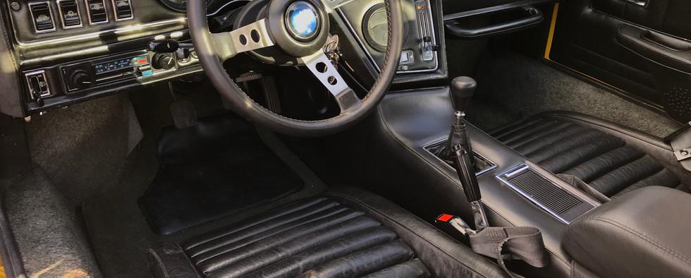 Maserati Bora 4.7L 1972