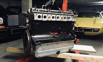 Engine Jaguar
