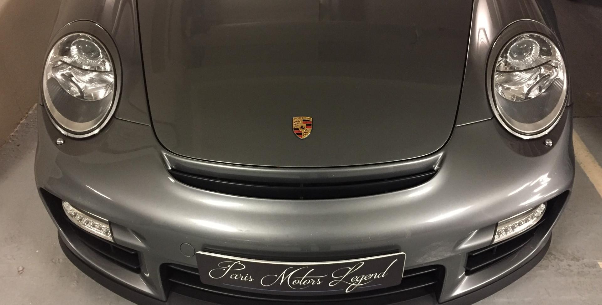 Porsche 997 GT2 3.6L 2007