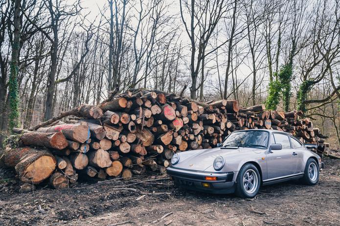 1987 Porsche 911 3.2L Jubile