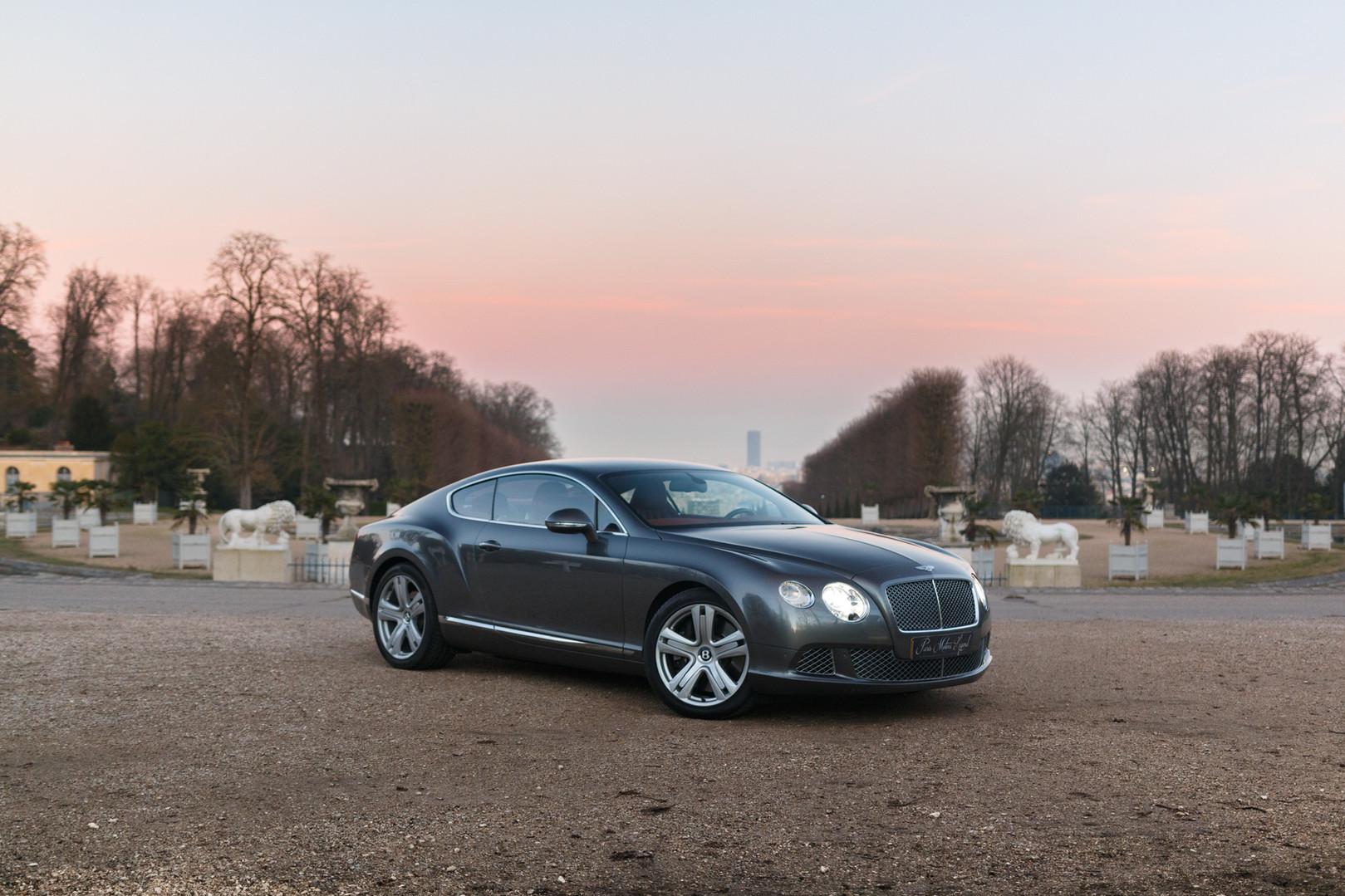 2011 Bentley GT 6.0L W12