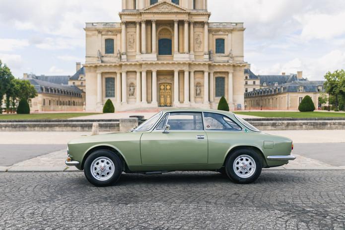 1969 Alfa Roméo 1750 Gt Veloce Série 1