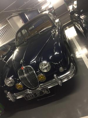 Jaguar MK2 3.4L de 1965