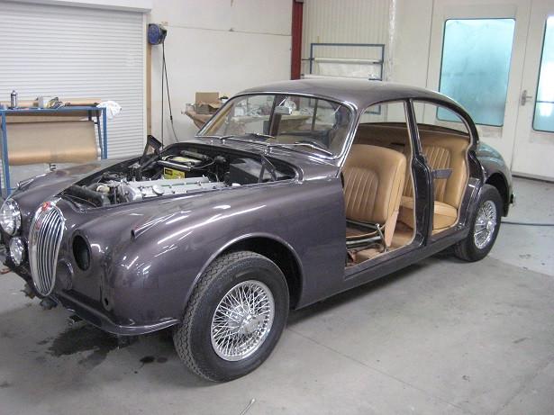 Jaguar MK2 3L4 1965