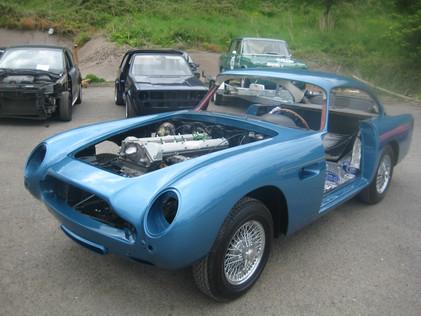 Aston Martin DB5 de 1965
