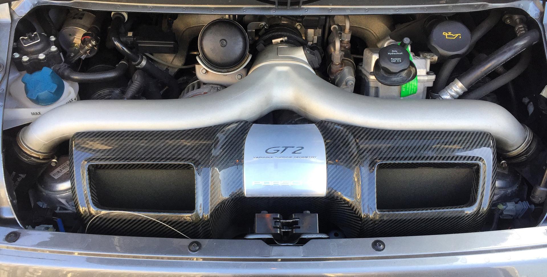 2007 Porsche 997 GT2 3.6L