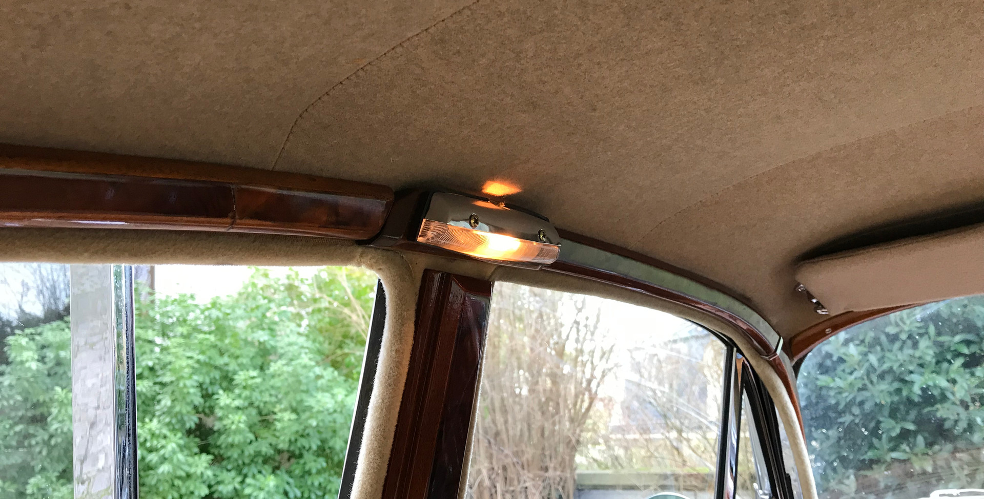 1965 Jaguar MK2 3.4L