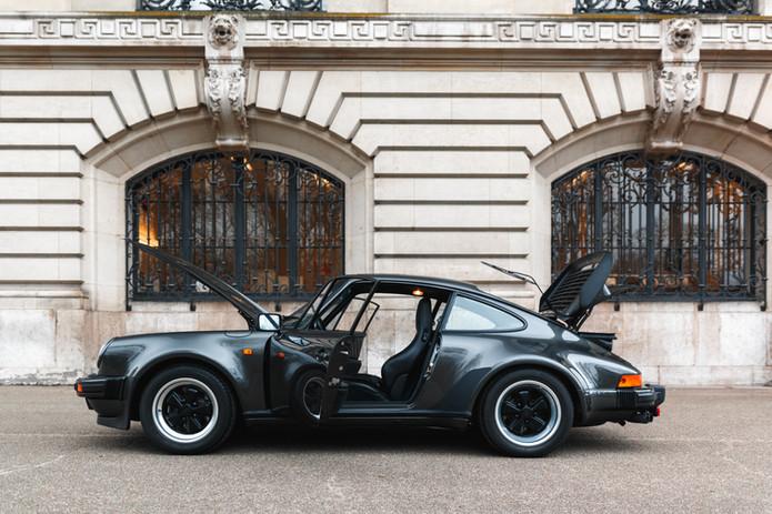 1986 Porsche 930 3.3L Turbo
