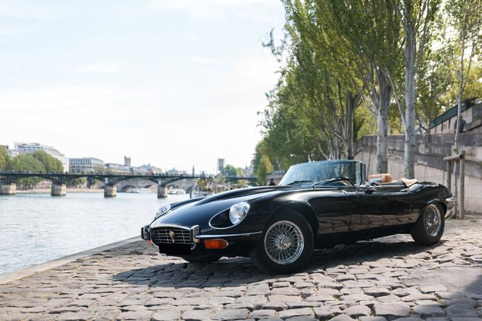 1974 Jaguar Type E Série 3 V12 5.3L