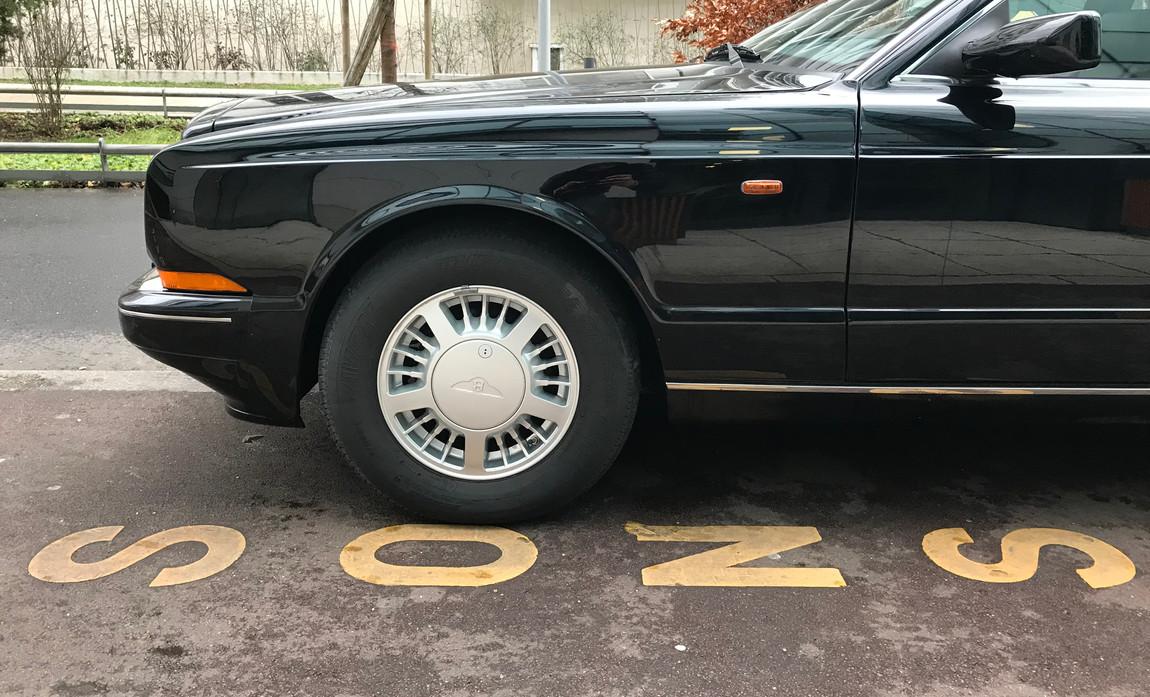 1993 Bentley Continental R16.jpg