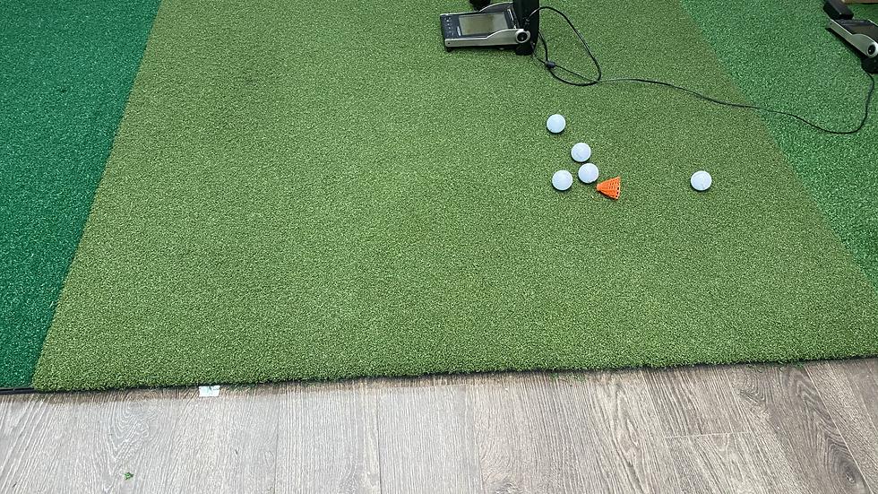 T40 golf mat