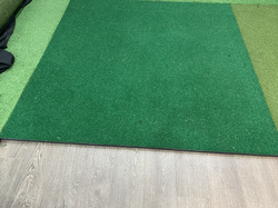 3D40 Range/stance mat - perfect for adding a firm stance mat alongside the T40 hitting surface