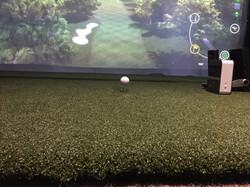 T35 Hitting mat