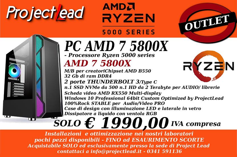 PC 7 5800X
