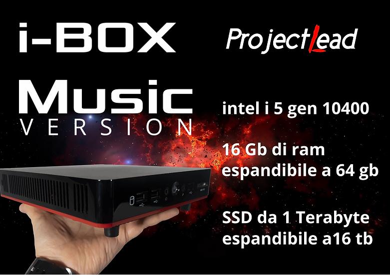 i-BOX MUSIC