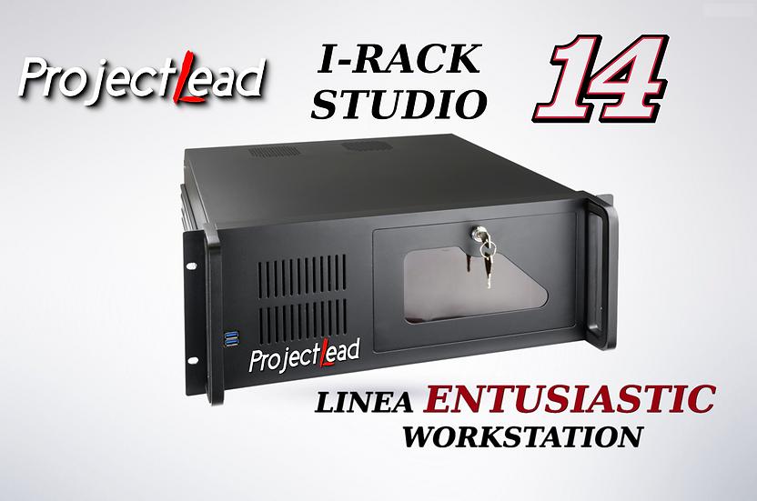 I-RACK STUDIO 14
