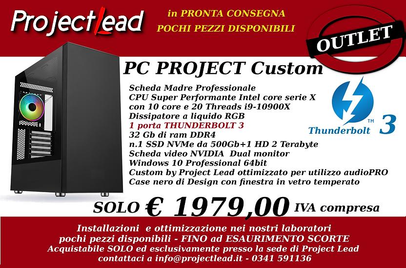PC Project Custom TH3
