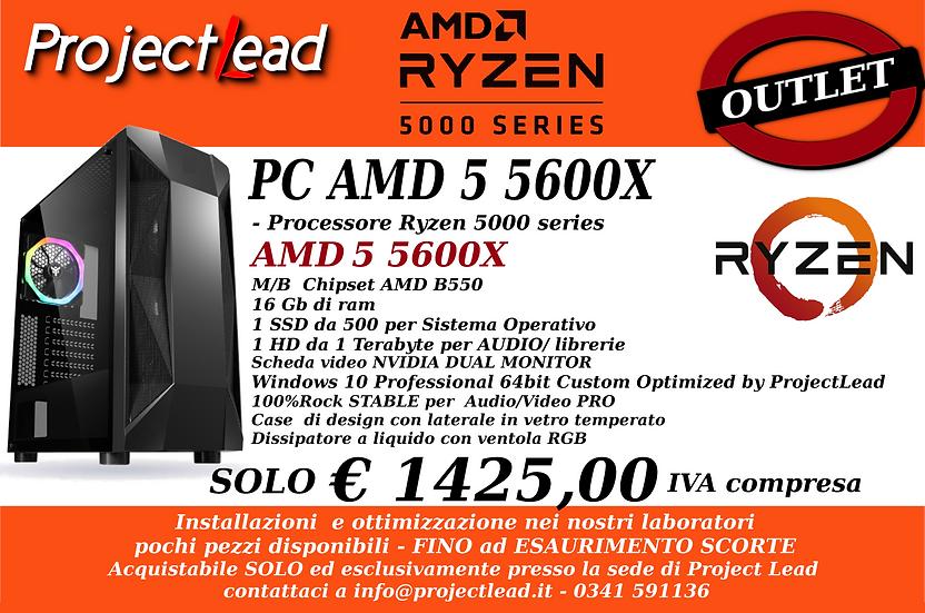 PC 5 5600X