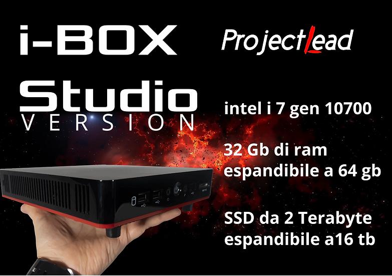 i-BOX STUDIO
