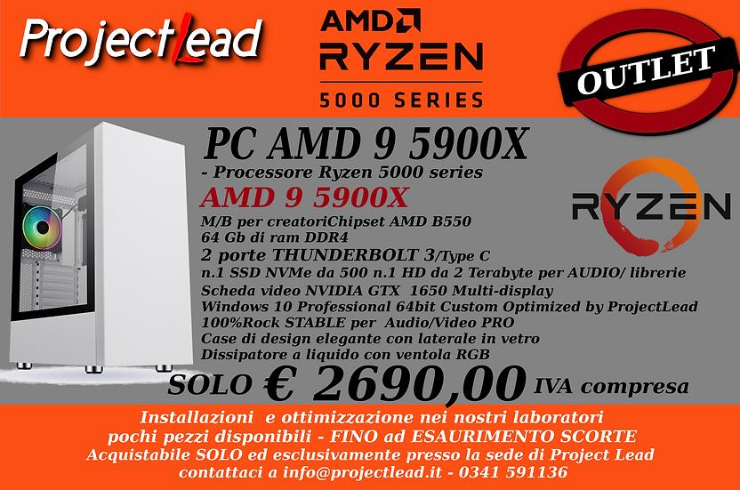 PC 9 5900X