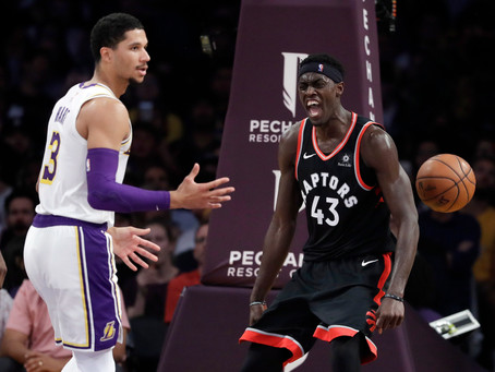 Loddy's NBA Locks 11/29/18