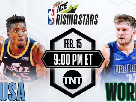 Loddy's NBA Locks- Rising Stars Challenge 2019