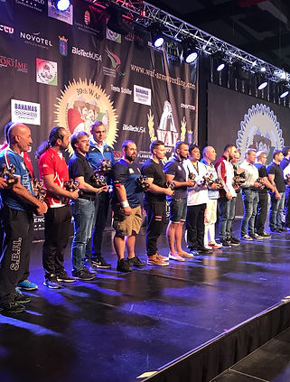 世界アームレスリング選手権
