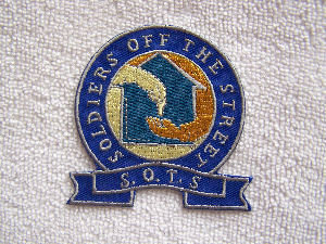 Embroided Patches