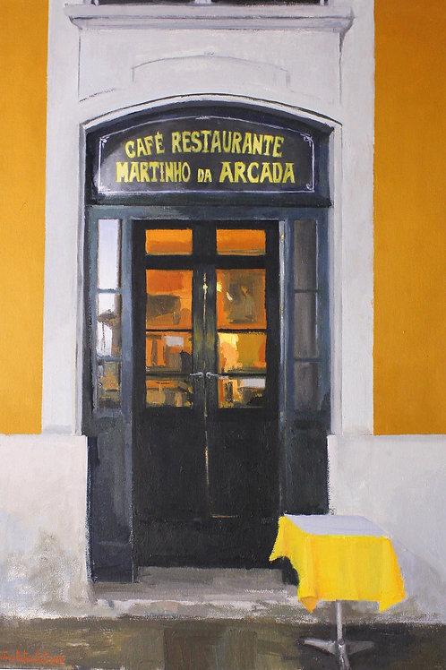 Café Restaurante Martinho D´Arcada